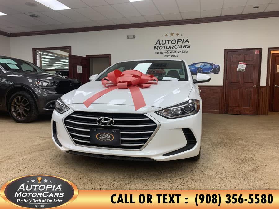 Used Hyundai Elantra SE 2.0L Auto (Alabama) 2017 | Autopia Motorcars Inc. Union, New Jersey