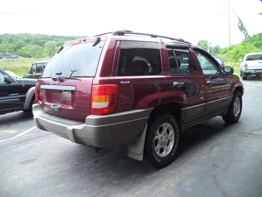 Used Jeep Grand Cherokee 4dr Laredo 4WD 1999   Riverside Motorcars, LLC. Naugatuck, Connecticut