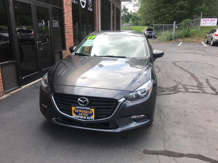 Used Mazda Mazda3 4-Door Touring Auto 2017 | Newfield Auto Sales. Middletown, Connecticut
