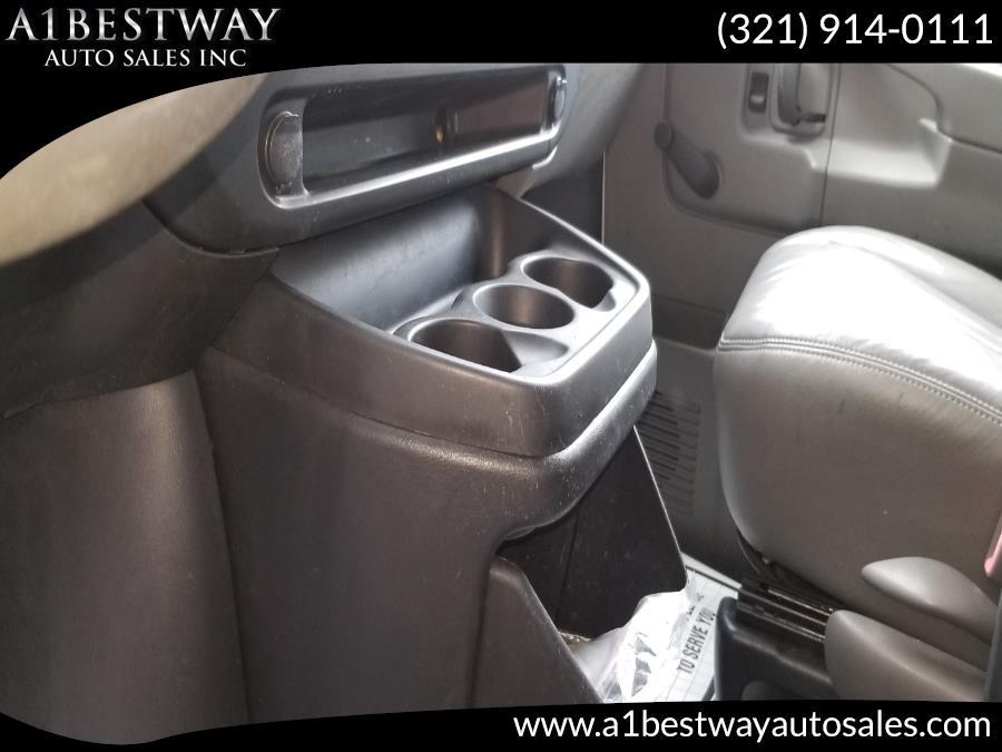 "Used Chevrolet Express Cargo Van RWD 1500 135"" 2007 | A1 Bestway Auto Sales Inc.. Melbourne , Florida"