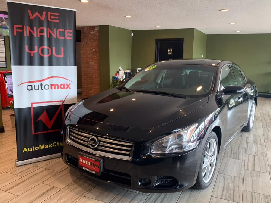 Used 2014 Nissan Maxima in West Hartford, Connecticut | AutoMax. West Hartford, Connecticut