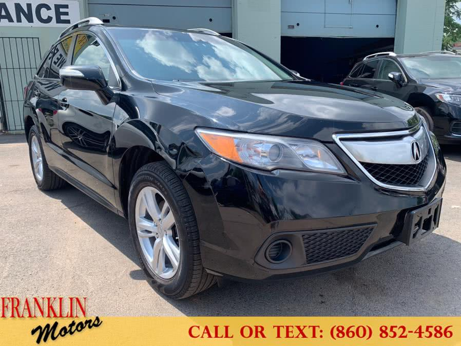Used 2014 Acura RDX in Hartford, Connecticut | Franklin Motors Auto Sales LLC. Hartford, Connecticut