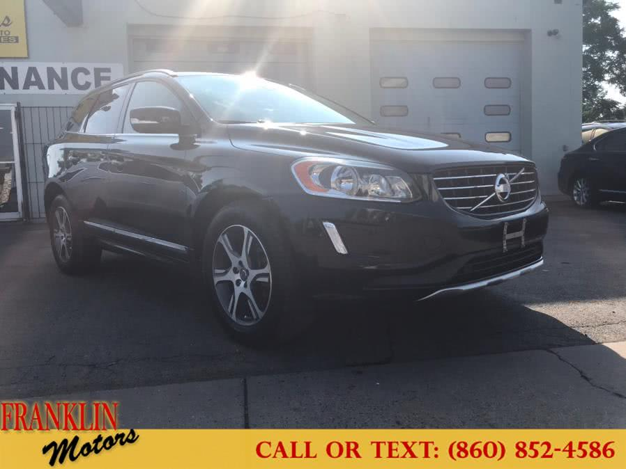 2015 Volvo XC60 AWD 4dr T6 Platinum, available for sale in Hartford, CT