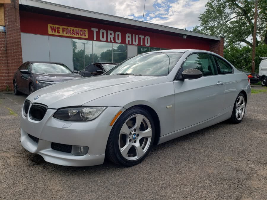 2009 BMW 3 Series 2dr Cpe 328i xDrive AWD SULEV, available for sale in East Windsor, CT