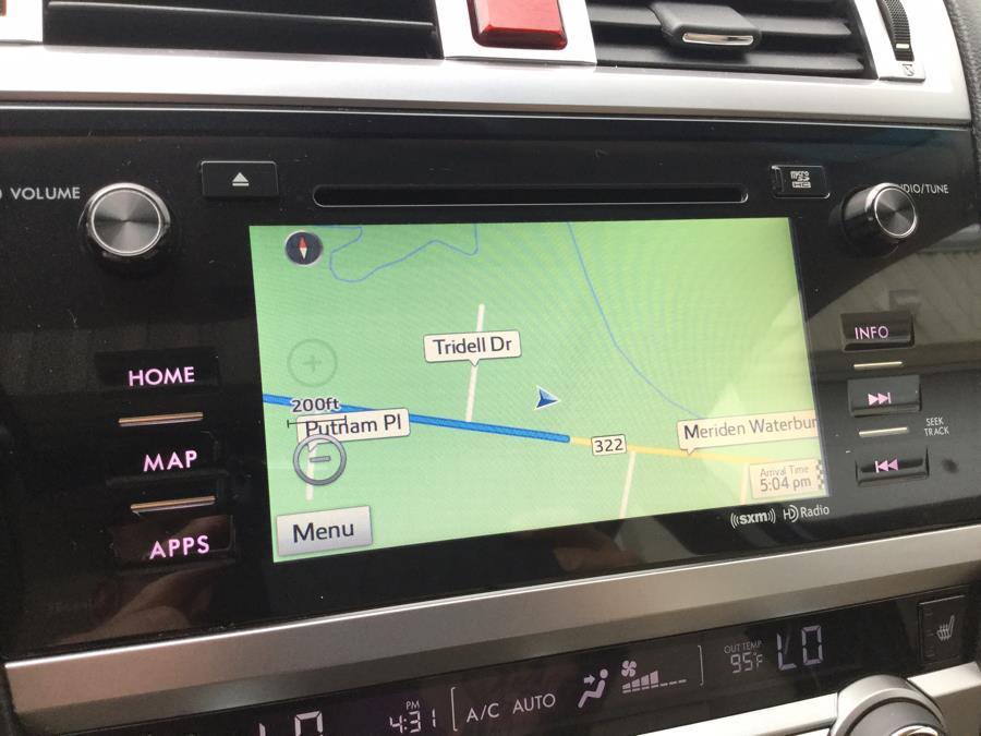 Used Subaru Legacy 4dr Sdn 2.5i Premium PZEV 2015 | L&S Automotive LLC. Plantsville, Connecticut