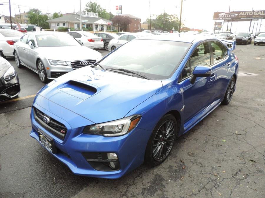 Used Subaru WRX STI Manual 2017 | Auto Gallery. Lodi, New Jersey