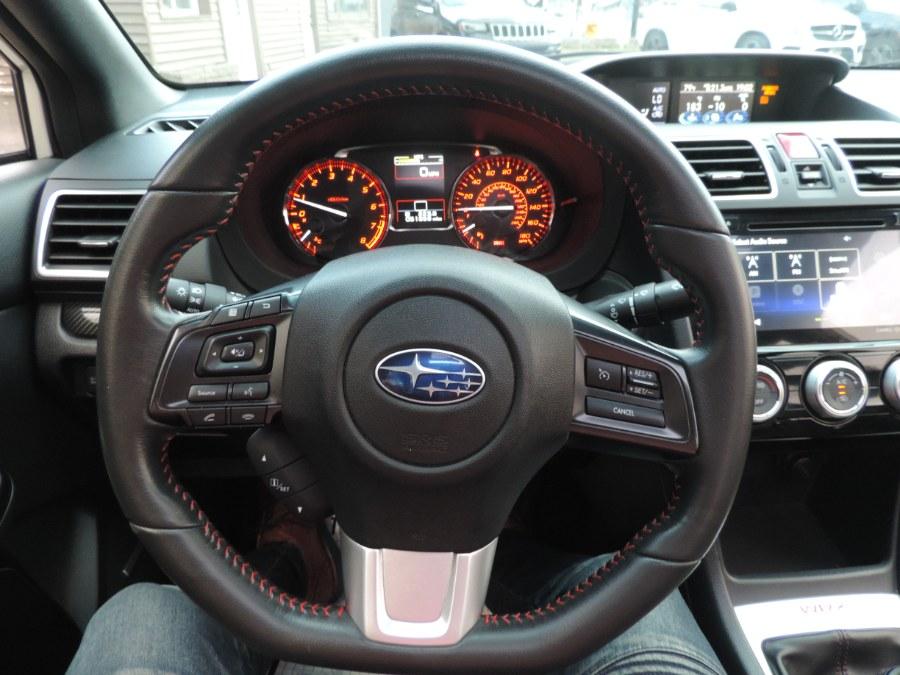 Used Subaru WRX Limited Manual 2017 | Auto Gallery. Lodi, New Jersey