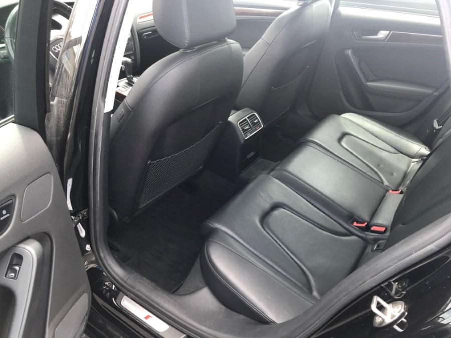 Used Audi A4 4dr Sdn Auto quattro 2.0T Premium Plus 2012 | Premier Automotive Sales. Warwick, Rhode Island