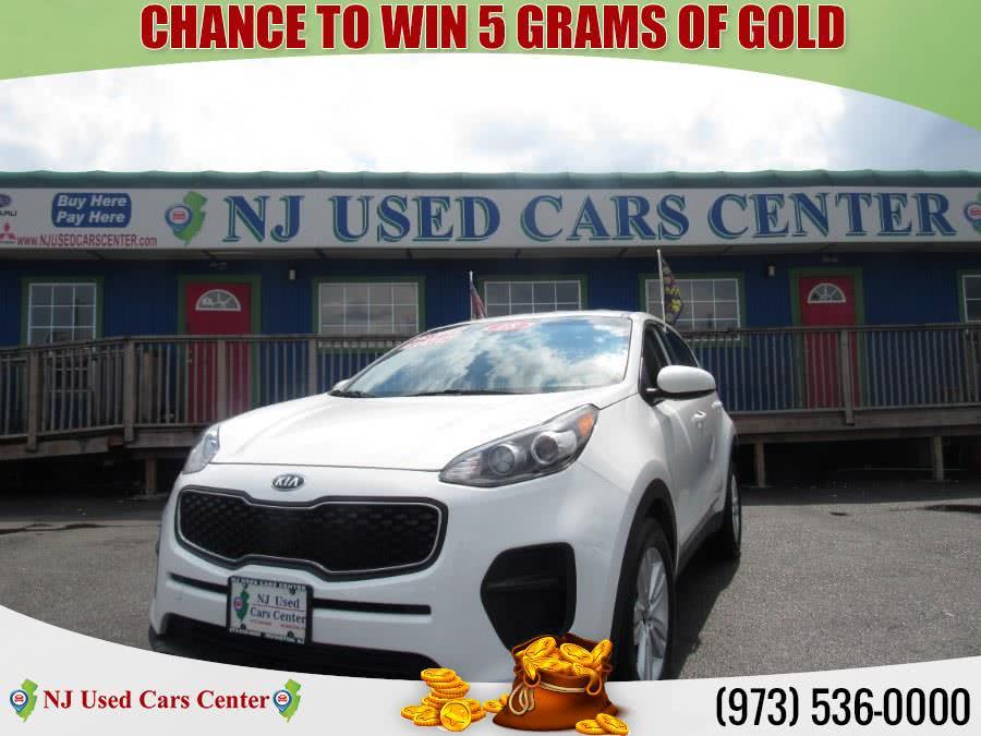 Used 2018 Kia Sportage in Irvington, New Jersey | NJ Used Cars Center. Irvington, New Jersey