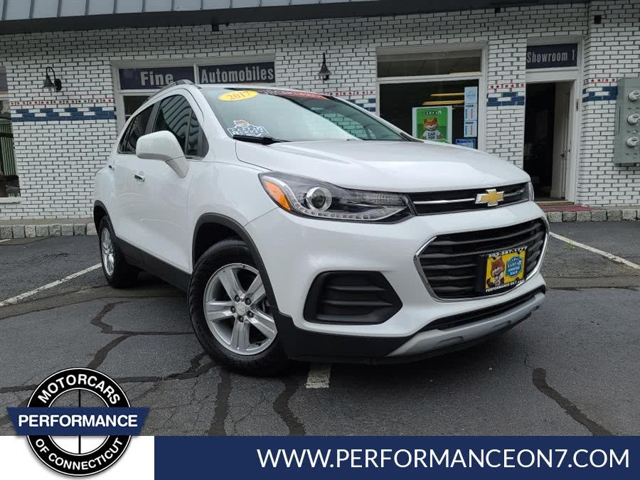 Used Chevrolet Trax FWD 4dr LT 2017 | Performance Motor Cars. Wilton, Connecticut