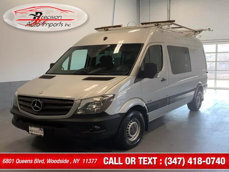 "Used Mercedes-Benz Sprinter Passenger Vans RWD 2500 144"" 2015 