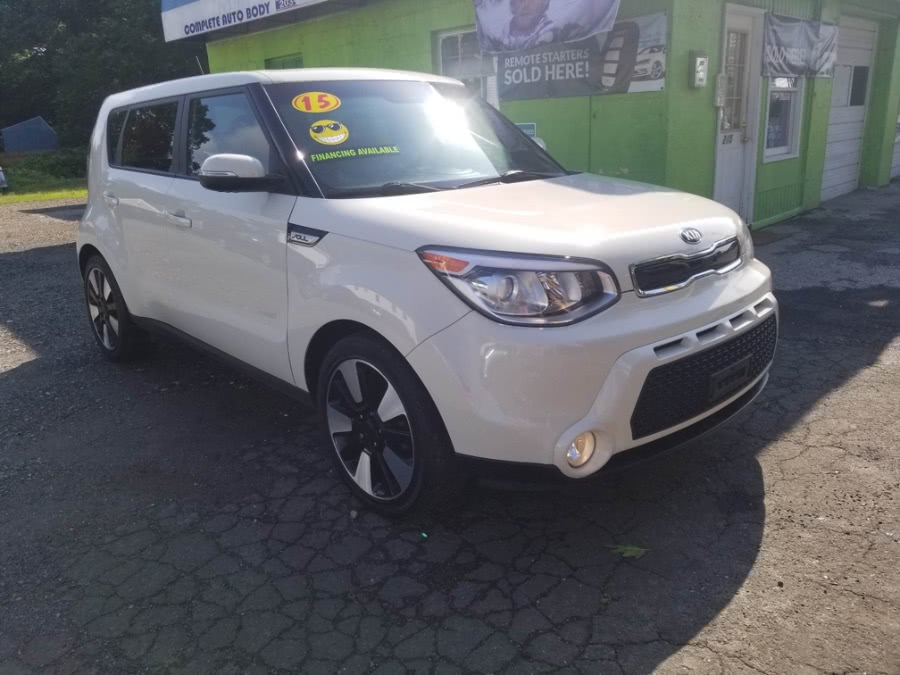 Used 2015 Kia Soul in Milford, Connecticut | Adonai Auto Sales LLC. Milford, Connecticut