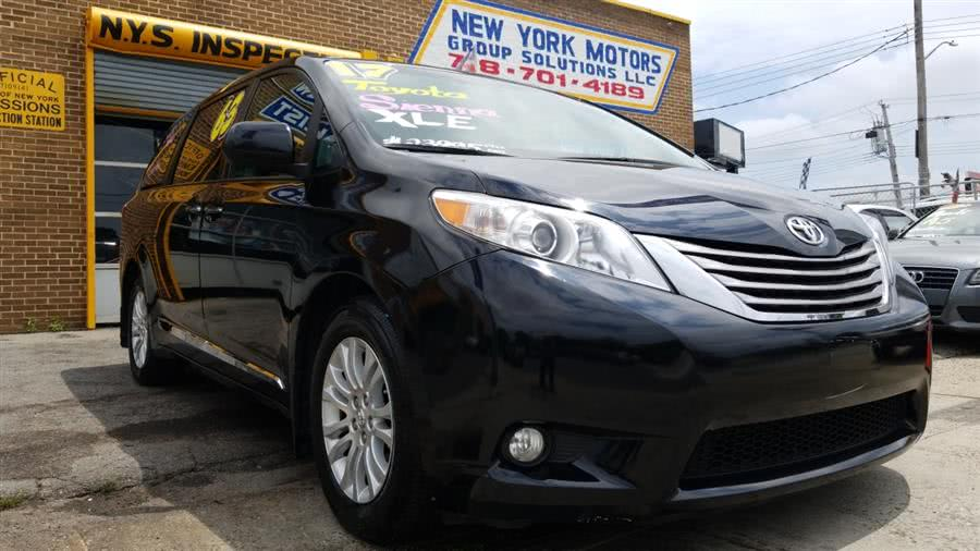 Used Toyota Sienna XLE Auto Access Seat FWD 7-Passenger (Natl) 2017 | New York Motors Group Solutions LLC. Bronx, New York