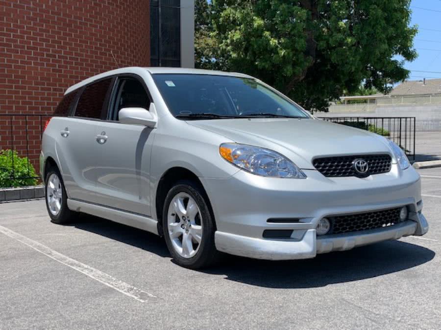 2003 Toyota Matrix XRS photo