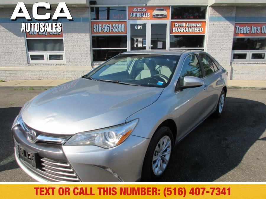 Used 2017 Toyota Camry in Lynbrook, New York | ACA Auto Sales. Lynbrook, New York