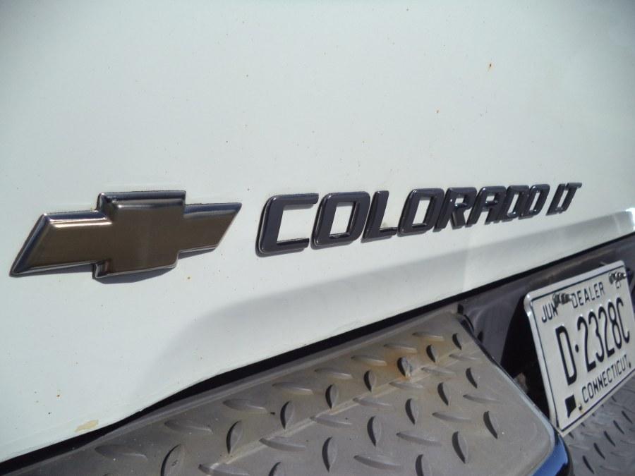"Used Chevrolet Colorado 4WD Crew Cab 126.0"" LT w/1LT 2010   International Motorcars llc. Berlin, Connecticut"