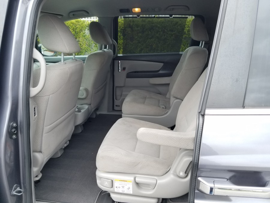 2015 Honda Odyssey 5dr EX w/Push Start,Back-up/Sideview Camera, available for sale in Queens, NY