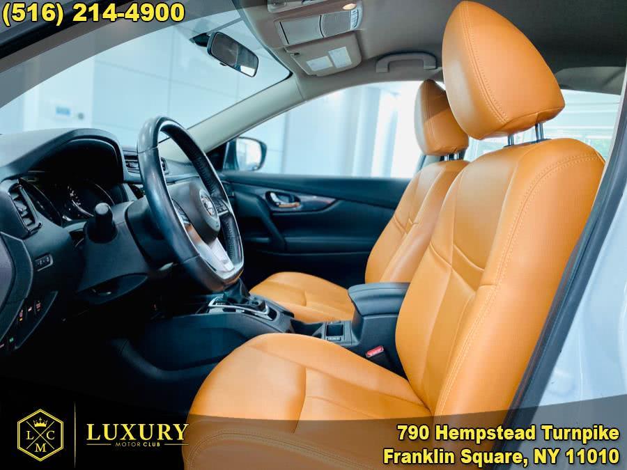 Used Nissan Rogue AWD SV 2017 | Luxury Motor Club. Franklin Square, New York