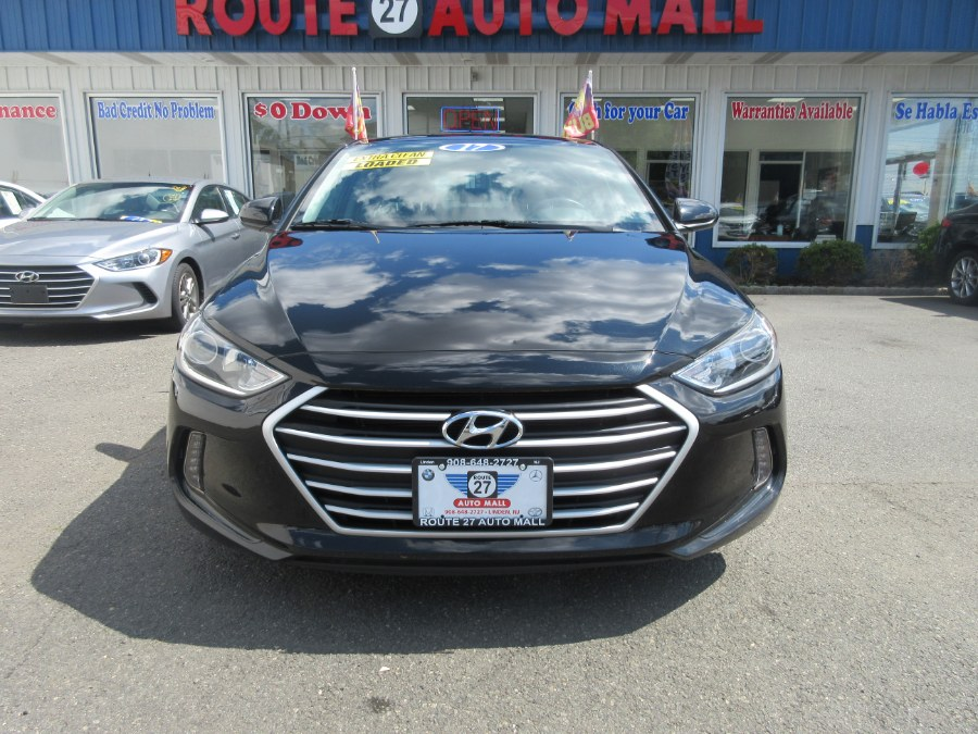 Used Hyundai Elantra Limited 2.0L Auto (Ulsan) *Ltd Avail* 2017 | Route 27 Auto Mall. Linden, New Jersey