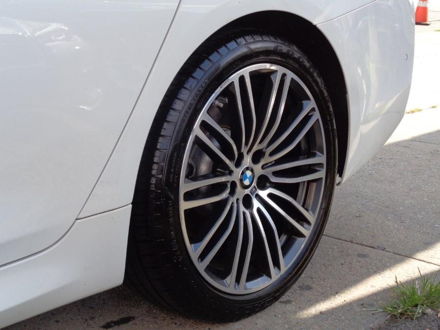Used BMW 5 Series 530i xDrive //M Sport 2017 | Top Speed Motors LLC. Jamaica, New York