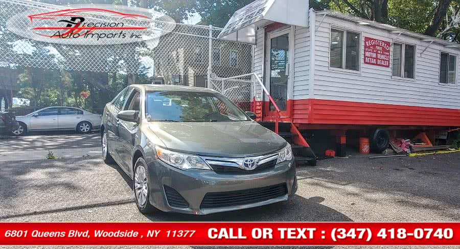 Used 2012 Toyota Camry Hybrid in Woodside , New York | Precision Auto Imports Inc. Woodside , New York