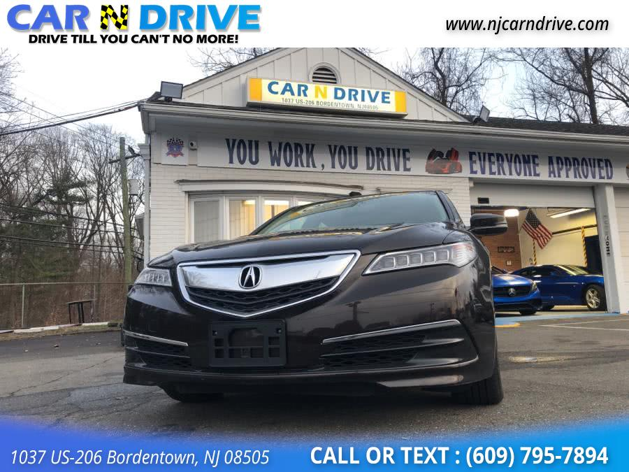 Used Acura Tlx 9-Spd AT 2015 | Car N Drive. Bordentown, New Jersey