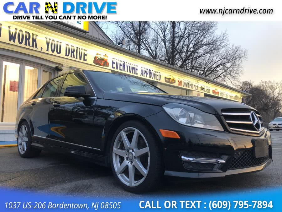 Used 2014 Mercedes-benz C-class in Bordentown, New Jersey | Car N Drive. Bordentown, New Jersey