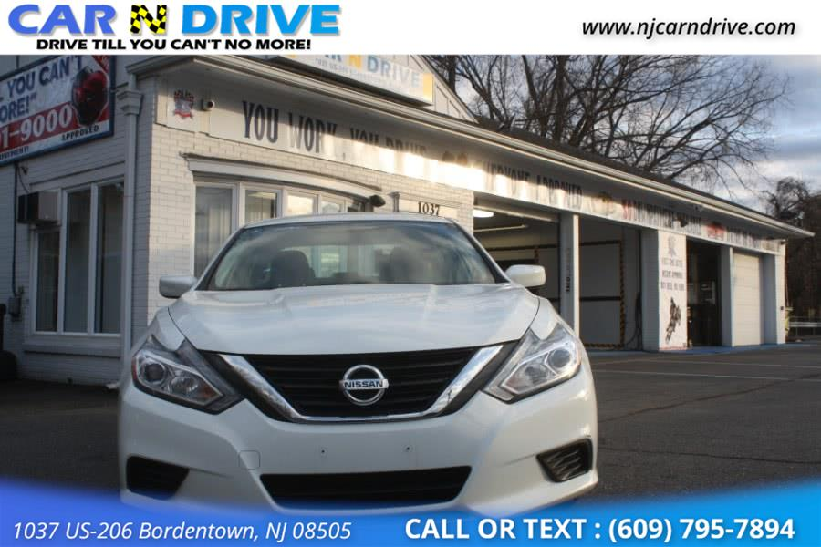 Used Nissan Altima 2.5 S 2017 | Car N Drive. Bordentown, New Jersey
