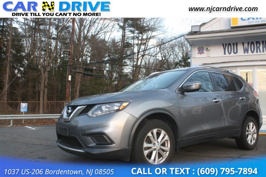 Used Nissan Rogue SV AWD 2016 | Car N Drive. Bordentown, New Jersey