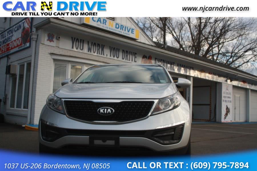 Used 2015 Kia Sportage in Bordentown, New Jersey | Car N Drive. Bordentown, New Jersey
