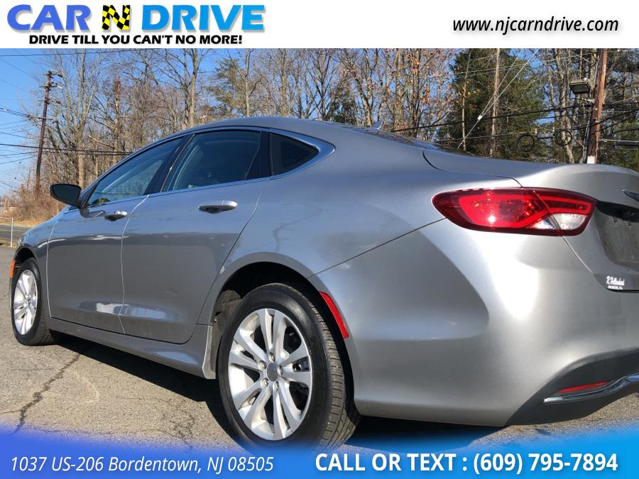 Used Chrysler 200 Limited 2015 | Car N Drive. Bordentown, New Jersey