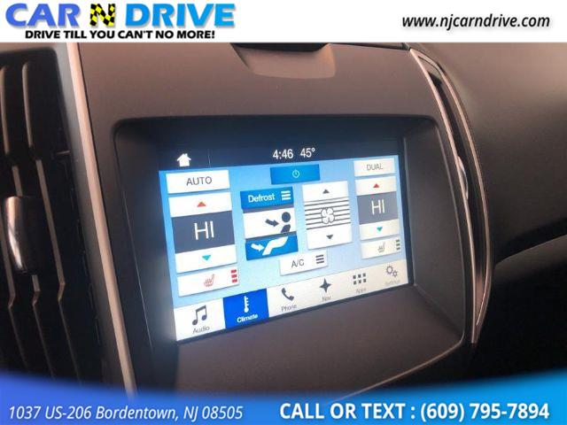 Used Ford Edge SEL AWD 2016 | Car N Drive. Bordentown, New Jersey