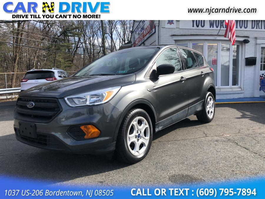 Used Ford Escape S FWD 2017 | Car N Drive. Bordentown, New Jersey