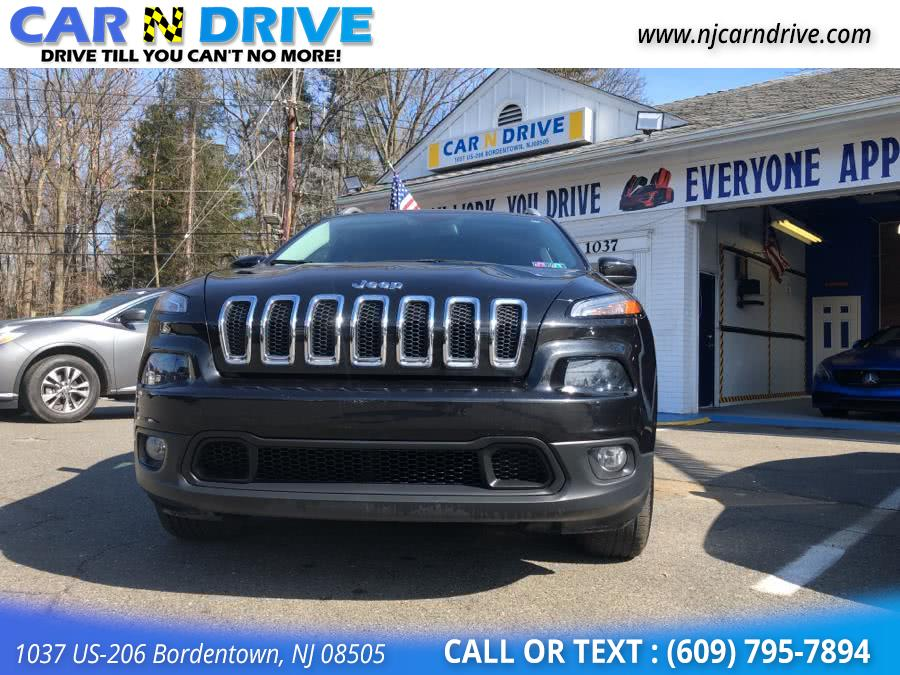 Used 2014 Jeep Cherokee in Bordentown, New Jersey | Car N Drive. Bordentown, New Jersey