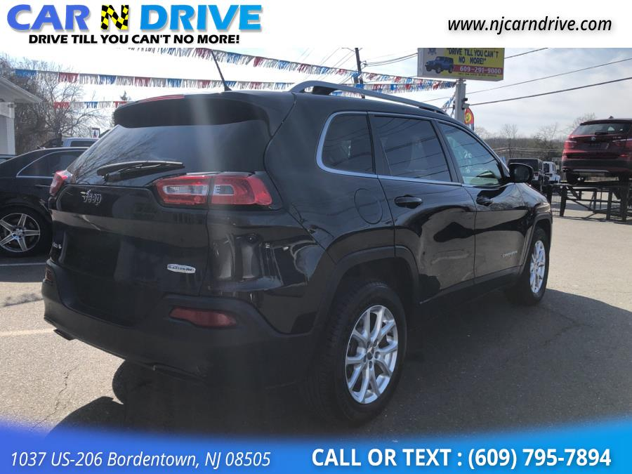 Used Jeep Cherokee Latitude 4WD 2014 | Car N Drive. Bordentown, New Jersey