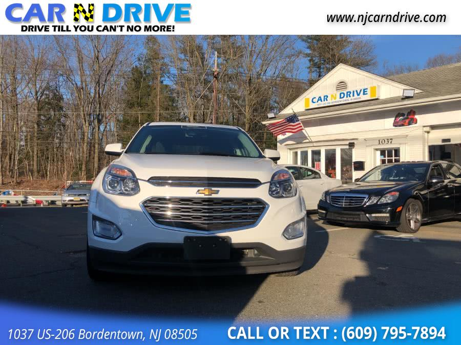 Used Chevrolet Equinox LT AWD 2017 | Car N Drive. Bordentown, New Jersey