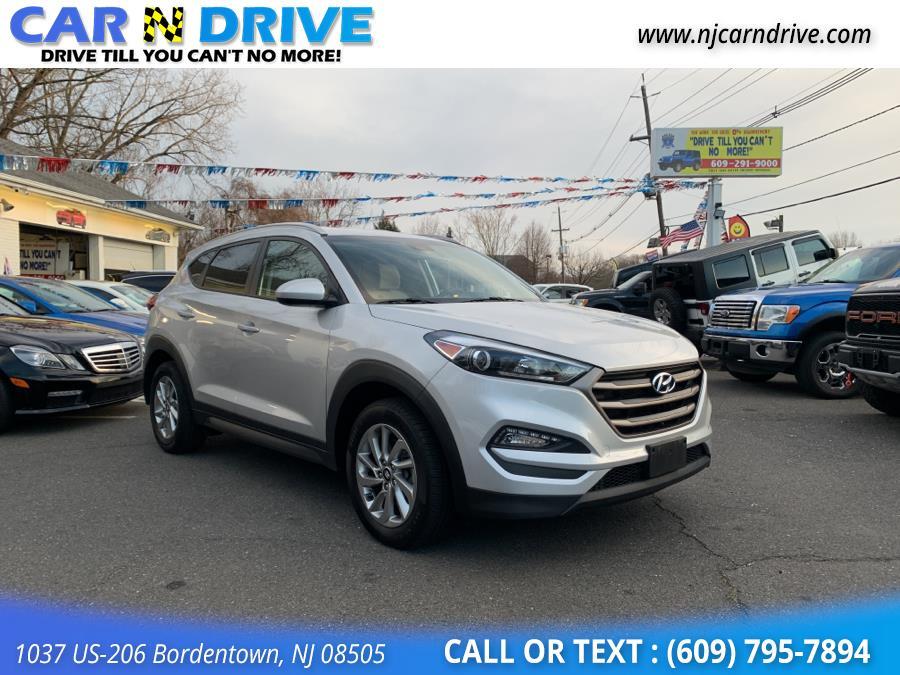 Used Hyundai Tucson SE w/Preferred Package AWD 2016 | Car N Drive. Bordentown, New Jersey