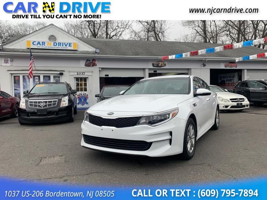 Used 2016 Kia Optima in Bordentown, New Jersey | Car N Drive. Bordentown, New Jersey