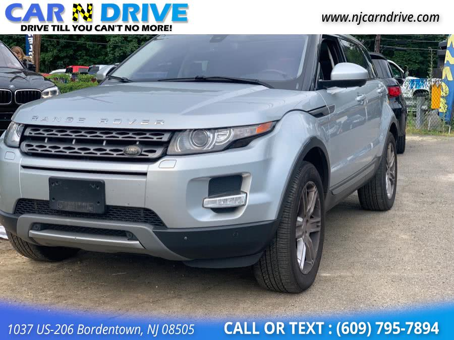 Used Land Rover Range Rover Evoque Pure Premium 5-Door 2015 | Car N Drive. Bordentown, New Jersey