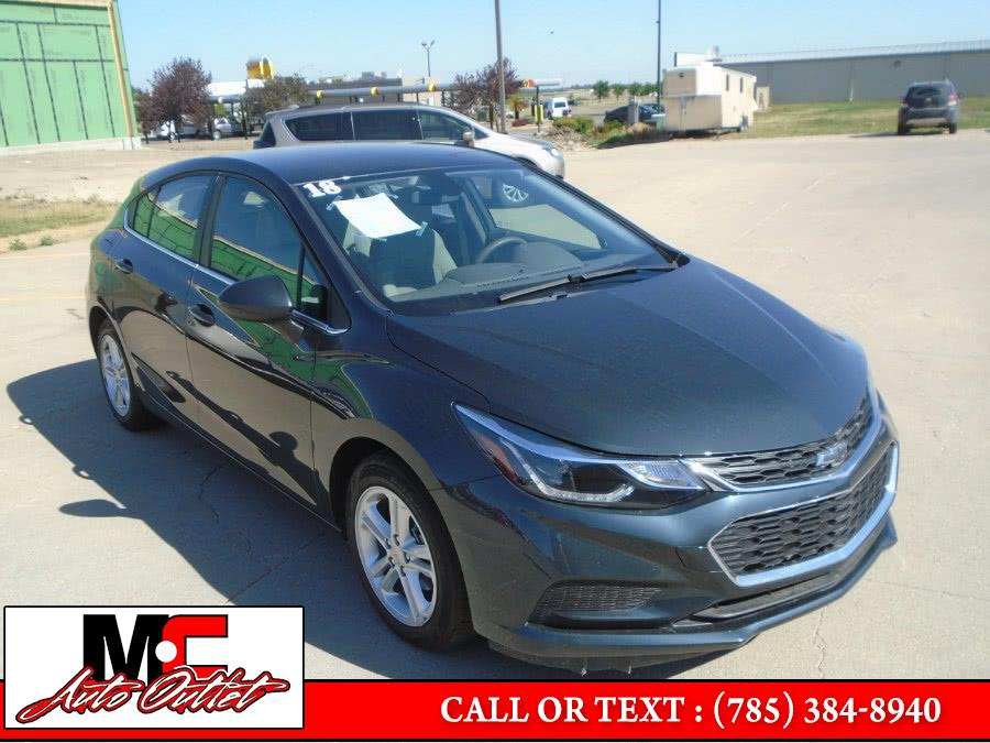 Used 2018 Chevrolet Cruze in Colby, Kansas | M C Auto Outlet Inc. Colby, Kansas
