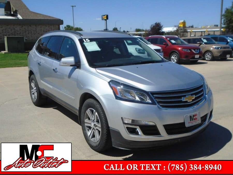 2015 Chevrolet Traverse AWD 4dr LT w/2LT, available for sale in Colby, KS