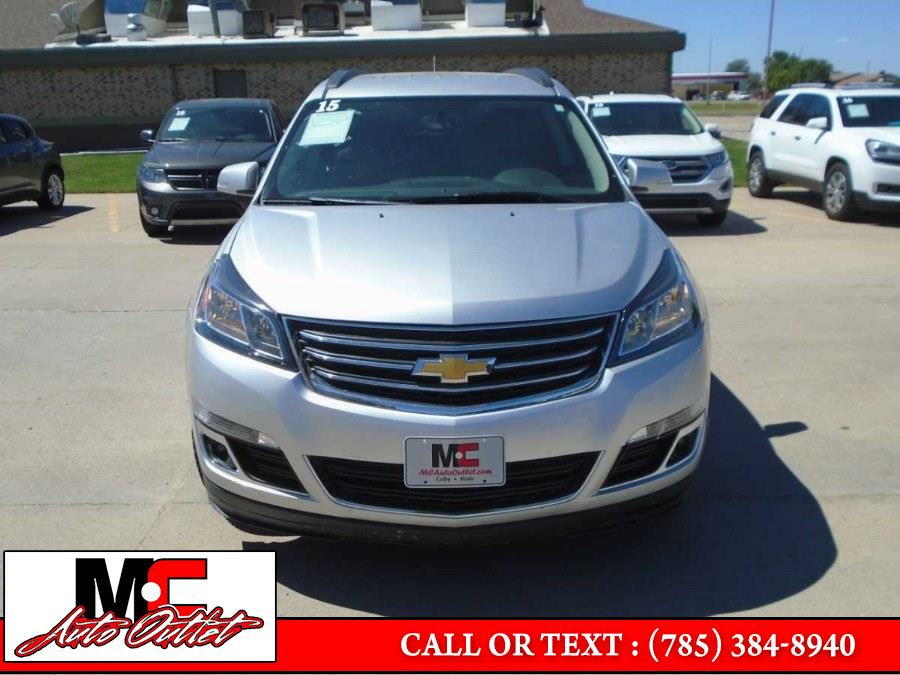 Used Chevrolet Traverse AWD 4dr LT w/2LT 2015 | M C Auto Outlet Inc. Colby, Kansas