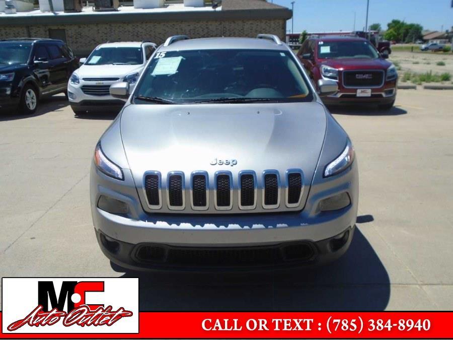 Used Jeep Cherokee FWD 4dr Latitude 2015 | M C Auto Outlet Inc. Colby, Kansas
