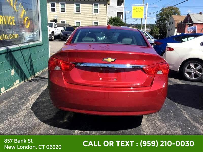 Used Chevrolet Impala 4dr Sdn LT w/1LT 2014 | McAvoy Inc dba Town Hill Auto. New London, Connecticut