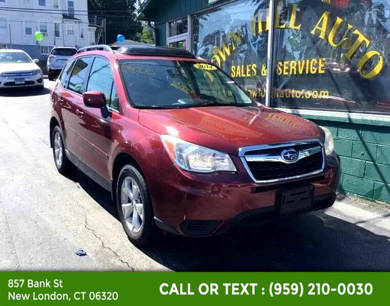 Used 2014 Subaru Forester in New London, Connecticut | McAvoy Inc dba Town Hill Auto. New London, Connecticut