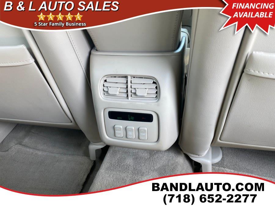 Used Cadillac DeVille 4dr Sedan 2004   B & L Auto Sales LLC. Bronx, New York