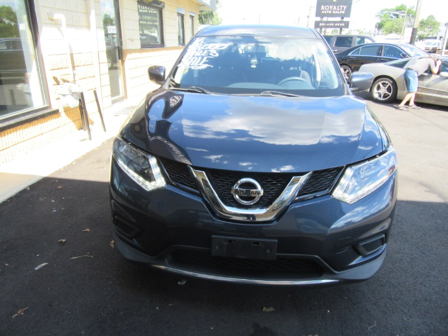 Used Nissan Rogue AWD 4dr S 2016 | Royalty Auto Sales. Little Ferry, New Jersey