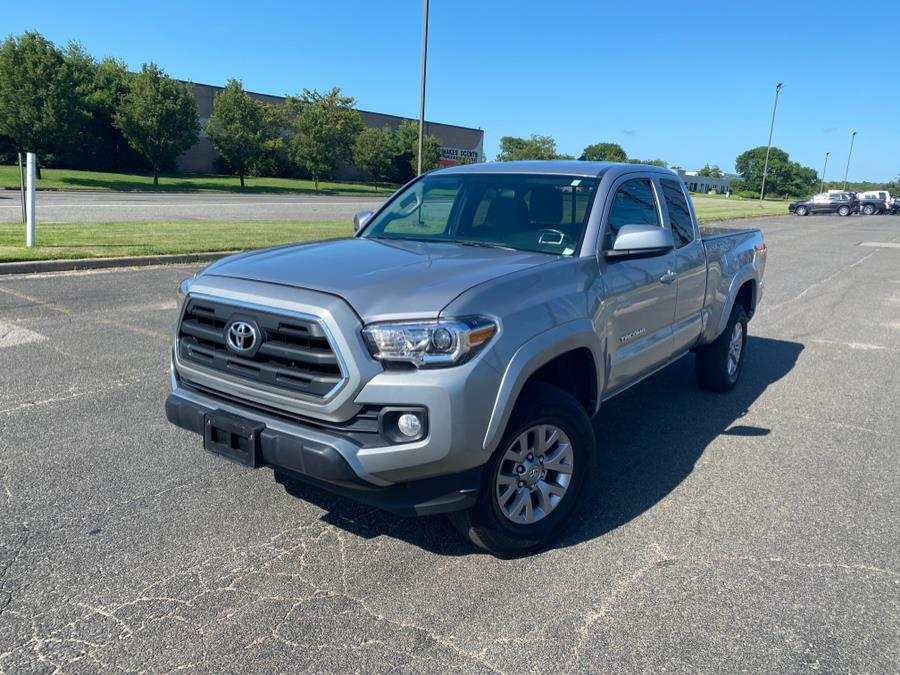 Used Toyota Tacoma 4WD Access Cab I4 AT SR5 (Natl) 2016 | Drive Auto Sales. Bayshore, New York