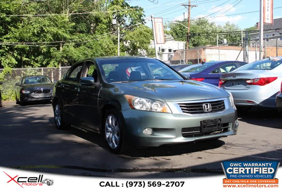 Used 2009 Honda Accord Sdn EX-L in Paterson, New Jersey | Xcell Motors LLC. Paterson, New Jersey