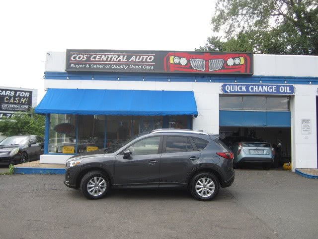 Used 2014 Mazda CX-5 in Meriden, Connecticut | Cos Central Auto. Meriden, Connecticut